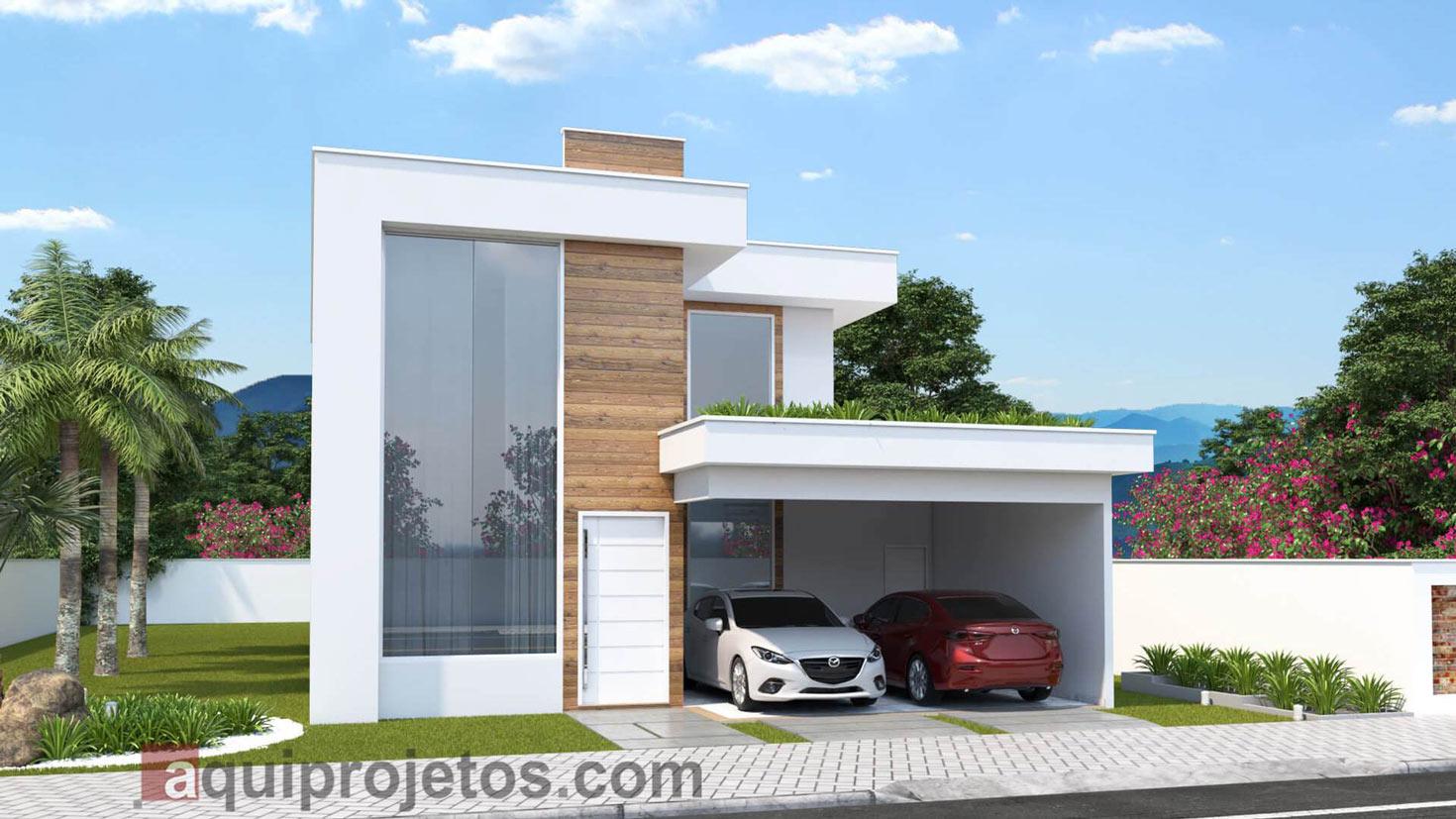 projetos de casas 00