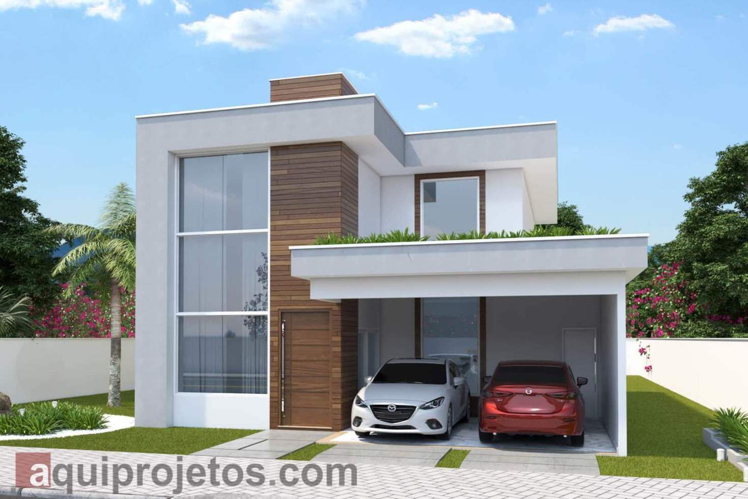 projetos de casas 04