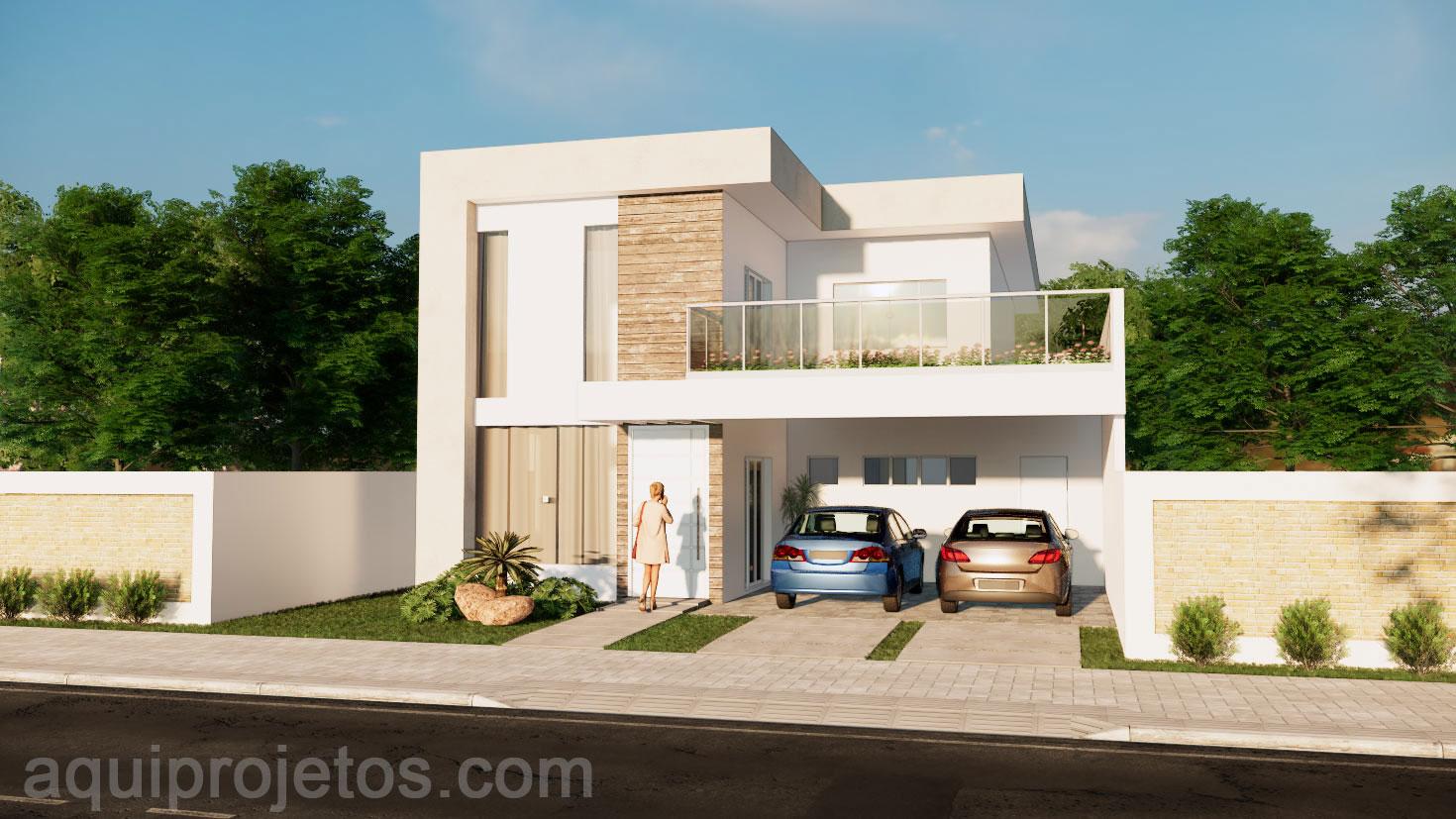 projetos de casas 11