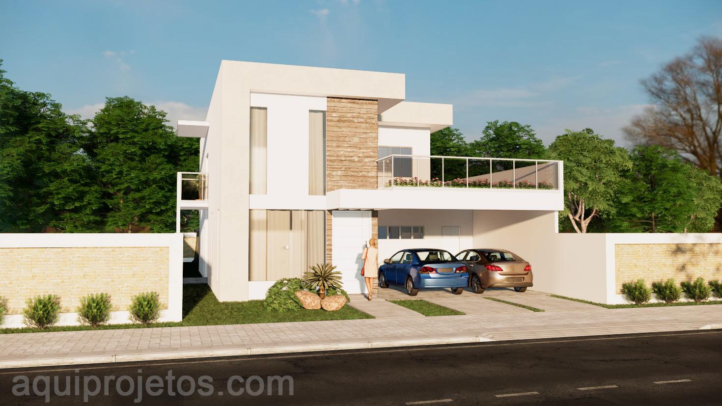 projetos de casas 13