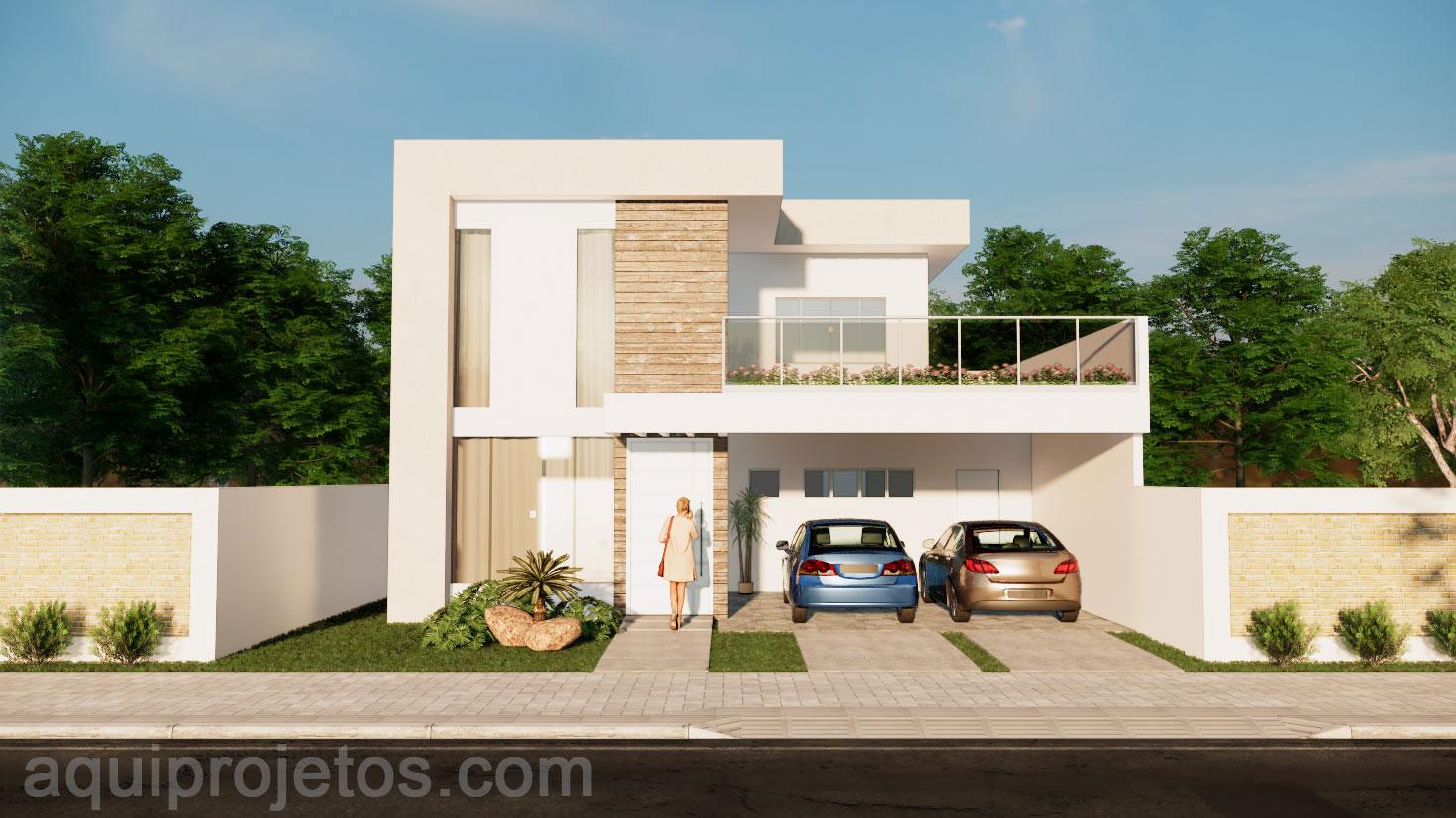 projetos de casas 12
