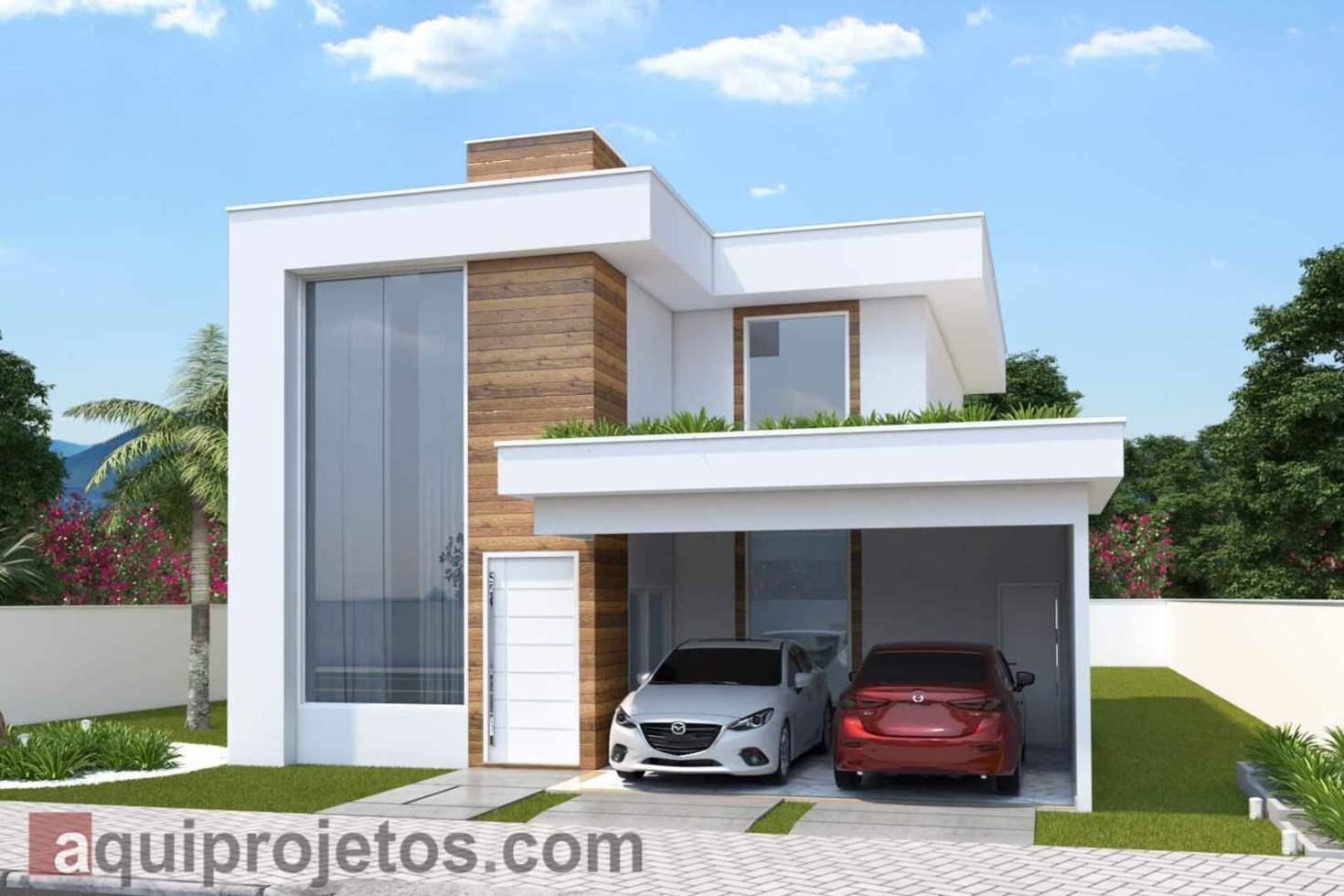 projetos de casas 01