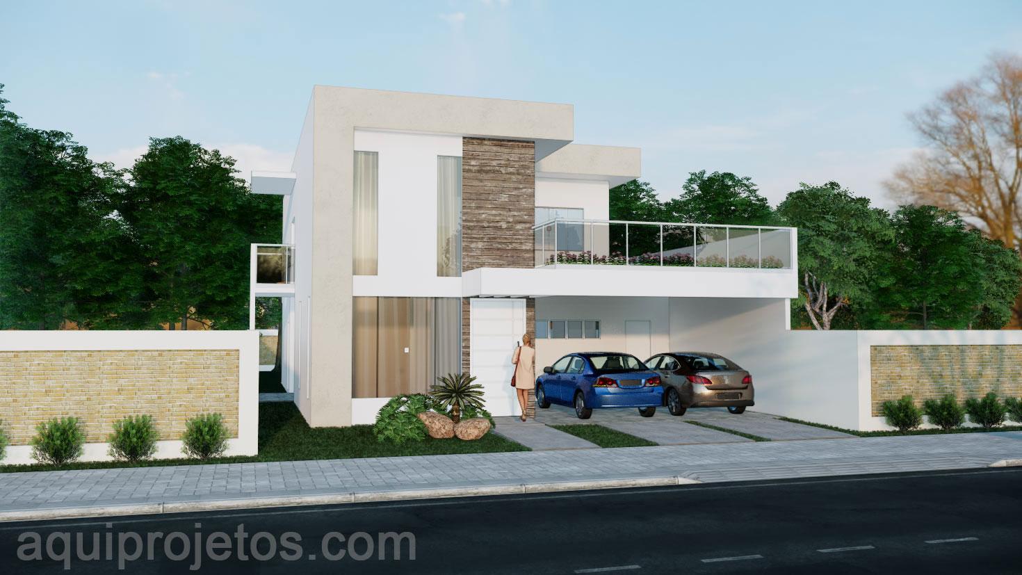 projetos de casas 10